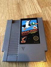 Original Nintendo NES Duck Hunt Only Cart Works PC5
