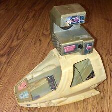 Vintage He-Man Eternia Playset Battle Tram Vehicle w/ Monorail Engine MOTU