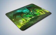 World of Warcraft legion mouse mat gaming pc uk optical laser wow expansion