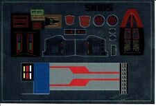 TRANSFORMERS GENERATION 1, G1 AUTOBOT SKIDS REPRO LABELS / STICKERS