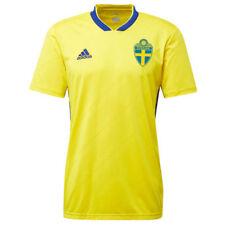 Maglie da calcio di squadre nazionali gialli di svezia