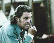 Ian McShane autograph - signed Deadwood photo