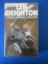 LEN DEIGHTON: TWINKLE TWINKLE LITTLE SPY: FIRST EDITION FIRST PRINT: COLLECTABLE