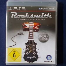 PS3 - Playstation ► Rocksmith ◄ TOP