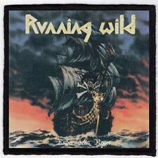 RUNNING WILD PATCH / SPEED-THRASH-BLACK-DEATH METAL