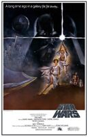 STAR WARS Movie PHOTO Print POSTER Vintage Film Art Episode IV A New Hope 002