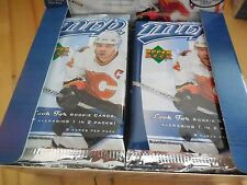 1X 2005-06 Upper Deck MVP Hockey PACK  Lots available CROSBY OVECHKIN Rookie RC