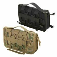 Tactical Wallet Bag ID Credit Card Phone Holster Protable Carry Hand Pouch S5G3
