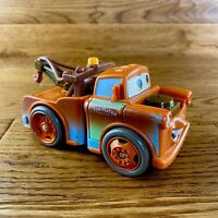 Mater Tow Truck Electronic Toy Speaks Makes Noises Ect Disney Pixar Cars