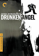 Drunken Angel [The Criterion Collection] 2007 DVD/Akira Kurosawa's 1948 Film OOP