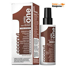 New Revlon Uniq One Coconut All In One Hair Treatment 150ml - Free Delivery