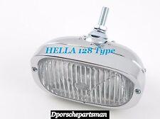 Porsche 356 / 911 / 912 Fog Light - H3 (Clear Lens) HELLA (L or R)    NEW # NS