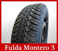 Winterreifen auf Stahlfelgen Fulda Montero3 195/65R15 91T VW Golf  5 / 6 Touran