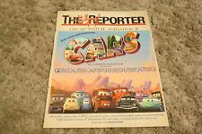 CARS 2006 Oscar ad gang at Radiator Springs, Disney Pixar, John Lasseter