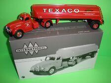 TEXACO FIRST GEAR SOURDOUGH INTERNATIONAL KB-10 TRACTOR TANKER TRUCK 19-2581