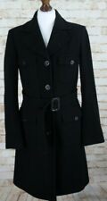 United Colors of Benetton Black Coat Chest size 38""