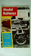 MODEL RAILWAYS Magazine February 1975