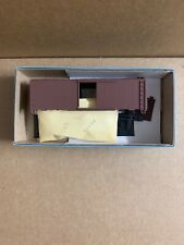 HO Scale Athearn Undecorated 40' Single Door Boxcar