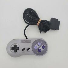 SNES Super Nintendo Original Controller Authentic OEM OFFICIAL SNS-005 Tested