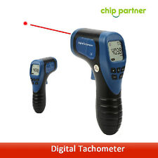 Digital LCD Photo Laser Tachometer RPM Meter NON-CONTACT Tach Tool Handheld New
