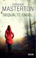 Gequälte Engel von Graham Masterton (2017, Taschenbuch, Festa Verlag)