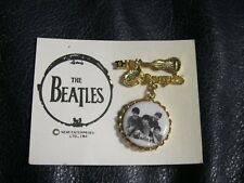 The Beatles NEMS 1964 Tie Tack Pin