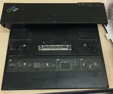 Genuine IBM Docking Station P/N 62P4551 TYPE 2878 W/ KEY and Original Adapter