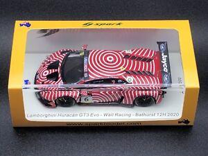 AS057 Spark 1/43 Lamborghini Huracán GT3 No.6 Wall Racing Bathurst 12H 2020