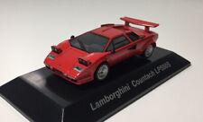 CM'S 1:64 LAMBORGHINI Countach LP500S Diecast Car Model RED