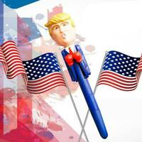 1Pcs Donald Trump Pen Funny Gag Gift Make America Great Again You're Fired Bu