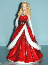 Royal Doulton Holiday Barbie 2011 Limited Edition HN5531 Figurine New in Box