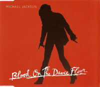 CD MINIMAX SINGLE MICHAEL JACKSON BLOOD ON THE DANCE FLOOR LIMITED EDITION 1997