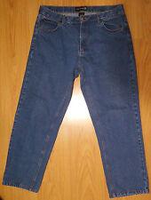 Men's 39X31 (Tag 40X32) Ron Chereskin Jeans, Designer Free Priority Shipping