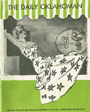 1940s Rare 1949 Anne Adams Mail Order Sewing Pattern Catalog 24pg Ebook on CD