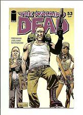 The Walking Dead # 53 1st Abraham, Eugene & Rosita VF+ 8.5