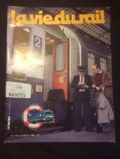 La vie du rail n°1750 du 6/07/1980