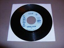 BARBARA MASON ARCTIC- 116 NM- NORTHERN SOUL 45 RPM