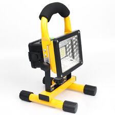 30W LED IPX6 Portable Flood Light Outdoor Waterproof Rechargeable Spotlight Lamp