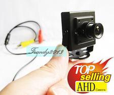New Ahd 1.3Mp Hd mini spy hidden micro pinhole nanny tiny smallest Video camera