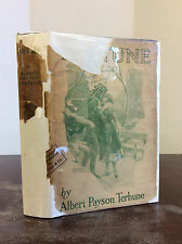 FORTUNE By Albert Payson Terhune - 1918, 1st, dj - INSCRIBED TO AUTHOR'S MOTHER