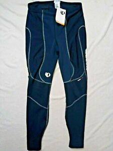 Pearl Izumi Cycling Pants Mens Size XL Black NEW WITH TAGS Zipper Ankles Reflect