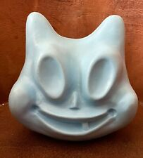 Vintage Halloween Blow Mold Cat Decoration Prototype Rare Never Produced!