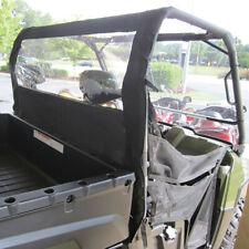 Seizmik Polaris Ranger Midsize 2010-2014 Rear Dust Panel Window 04016