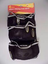 Forward Adult Lg Protective Gear Pads/Caps/Guards Inline Blading Skating New Nip