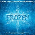 Frozen - 2 DISC SET - Various Artists (2013, CD NEUF) Deluxe E