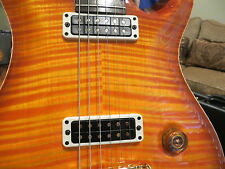 Prs Private Stock McCarty Rare Narrowfield Pickups Solana Orange Burst Brazilian