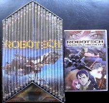ROBOTECH (COMPLETA) EDICIÓN DE LUJO + SHADOW CHRONICLES - DVD - MUCHOCHISME