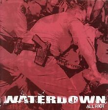 All Riot * by Waterdown (CD, Jan-2006, Victory Records (USA))promo sealed