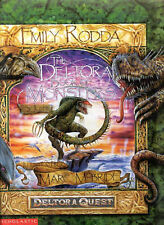 The Deltora Book of Monsters by Emily Rodda (Soft Cover Free Post