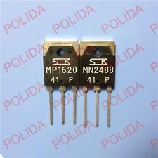 1pair OR 2PCS Power Transistor SANKEN TO-3P MN2488-P/MP1620-P MN2488/MP1620